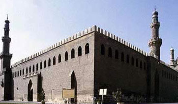 Another view of the Mosque of al-Nasir Muhammad