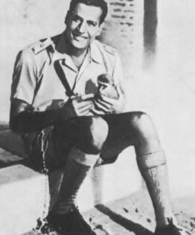 Nasser as a young military officer
