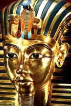 Nekhbet and Uatchet on Tutankhamen's Crown