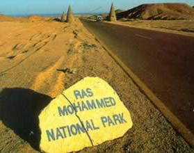 Protected Areas and National Parks In Egypt