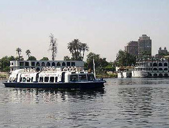 Another view of a Nile Bus
