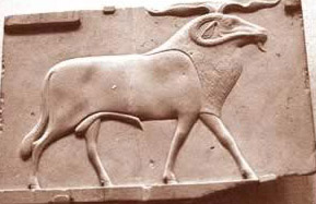 The Ram of Djedet in Egypt