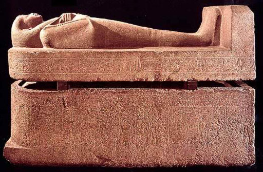 The Sarcophagus of Nitocris