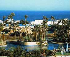 The Movenpick hotel in Sharm el-Sheikh