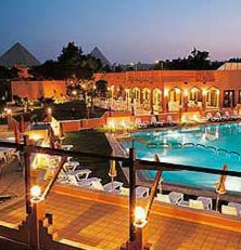 The Movenpick Pyramids in Cairo