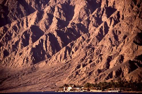 Nuweiba, Beyond the Ferry Port