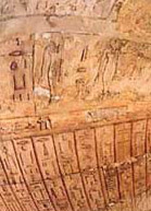 Inscriptions in the tomb of Waja-Hur