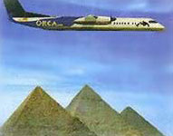 Orca Airlines, an alternative in Egypt