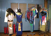 Various Pharaonic Costumes for Sale