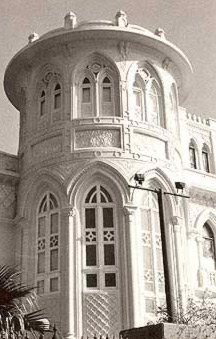 In Zamalek, the Greater Cairo Library on Muhammad Mazhar Street