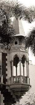 In Zamalek, Shagarat al-Durr Street, the Villa Tawfiq, now Helwan University Faculty of Music