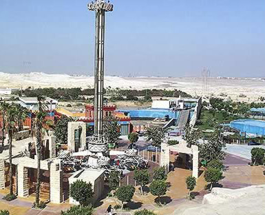 Dream Park in Egypt