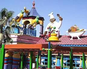 Theme Parks in Egypt - Dream Park