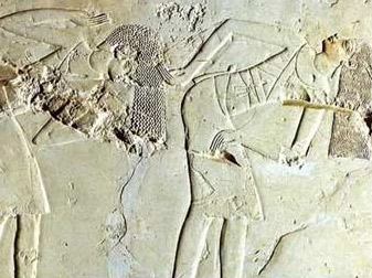 From the PrivateTomb of Kheruef