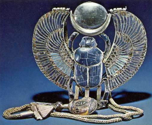egyptian winged scarab - photo #20