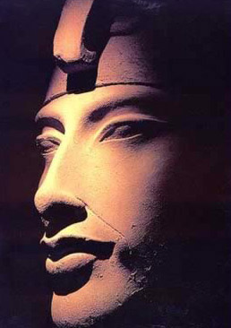 Akhenaten, who began his   kingship as Amenhotep IV, is one of the most curious rulers of ancient   Egypt