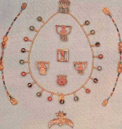 Jewelry of Queen Mereret