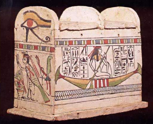Ushebti Box of Djed-Maat-iuesankh