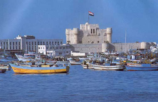 Fortress of Qaitbey