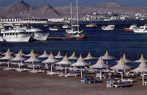 Hurghada on the Red Sea