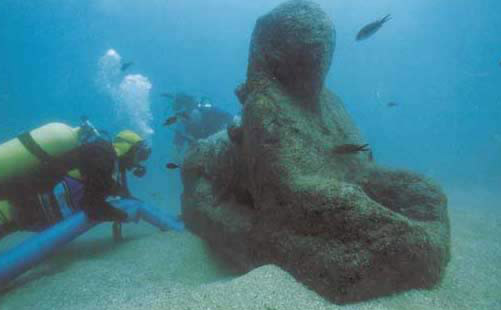 Underwater Excavation