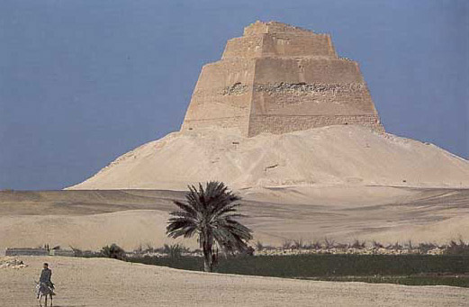 Egypt Picture - Meidum...