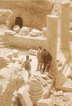 Early Excavations