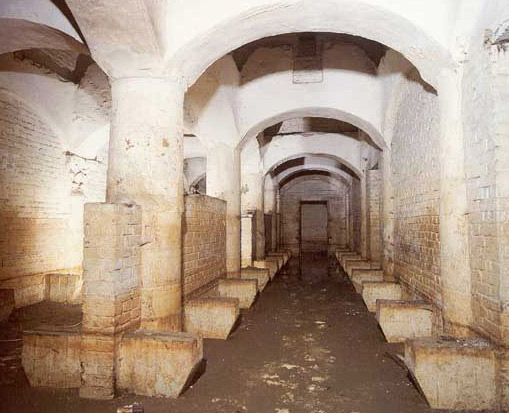 Ancient Cistern