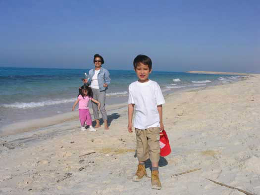 Vacation at Alamein Beach