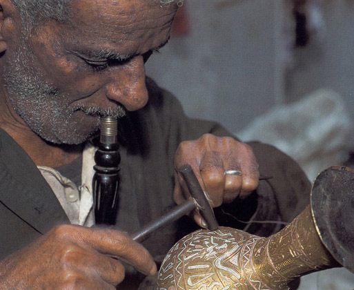 Copper Artisan