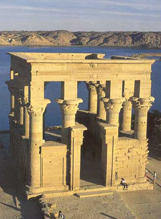 Egypt Picture - Temple of Isis at Philae