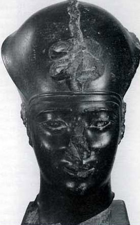 Statue Head of Apries
