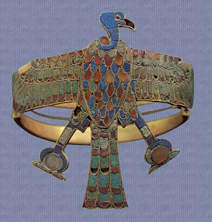 Vulture Bracelet of Queen Ahhotep