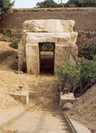The Alabaster Tomb