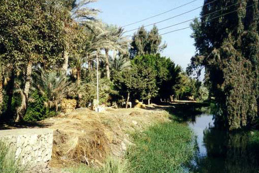 Gizeh Canal