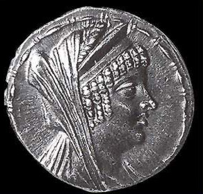 Ptolemy VI's daughter, Cleopatra Thea