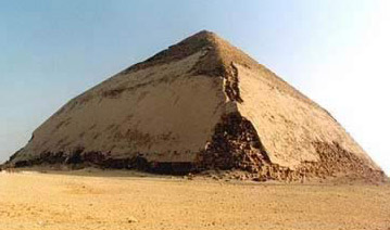 The Bent Pyramid: Photo by Tour Egypt user Nebmaatre