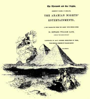 Pyramid Legends in the One Thousand and One Nights