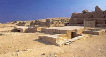 The mastabas of Qar and Idu at Giza