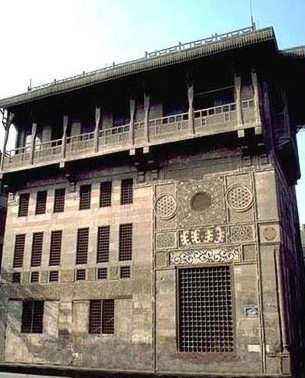 Side Facade of the Sabil-Kuttab of Sultan Qaytbay