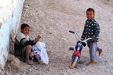 Qurna Kids, happy now but what about tomorrow