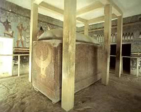 The Tomb of Ramesses I, Valley of the Kings, Egypt