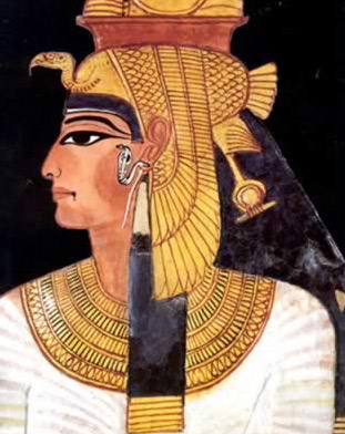 Nefertari, Ramesses II's first Chief King's Wife