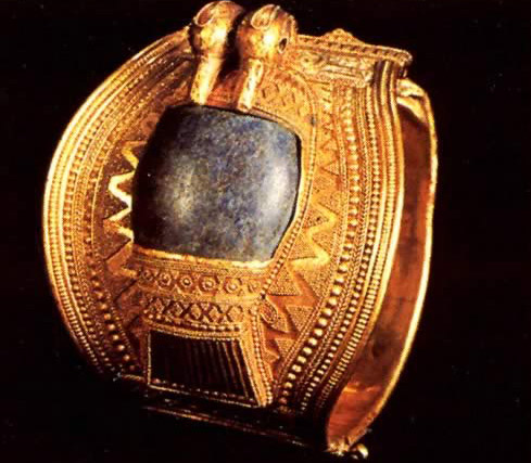 Gold Bracelet of Ramesses II