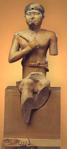 Statuette of Raneferef