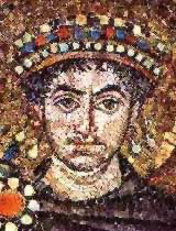 Icon of Justinian