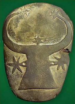 A cosmetic palette with astrological overtones from Gerzeh dating the Naqada II (3500-3100 BC)