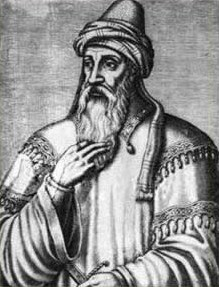 Artist impression of how Saladin may have appeared