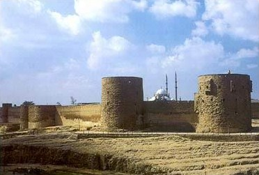 the Citadel that Saladin built was a hospital