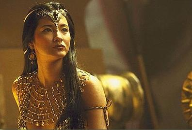 Kelly Hu The Scorpion King Images & Pictures - Findpik Natalie Becker Scorpion King 2